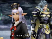 Dissidia Duodecim's cutscene animation and direction is well above average.