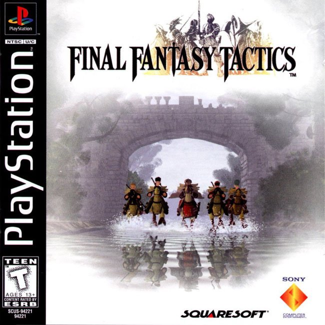 Yeah, I admit it... I tried the game because of the words 'final' and 'fantasy.' What of it?